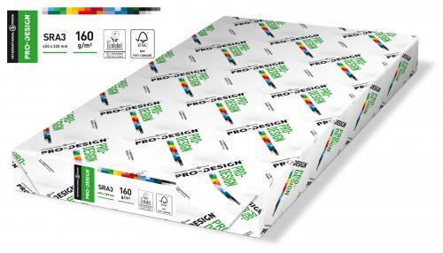Pro Design FSC SRA3 160gsm (Box 1000) Code PDFSC453160