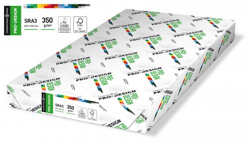 Pro Design FSC SRA3 350gsm (Box 400) Code PDFSC453350