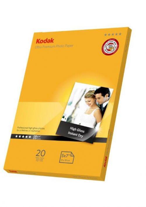 Kodak Ultra Premium Photo Paper Gloss 5x7 280 - 20 Sheets