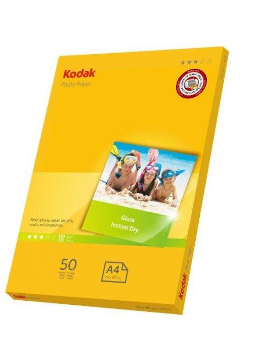 Kodak Photo Paper Gloss A4 180 - 50 Sheets