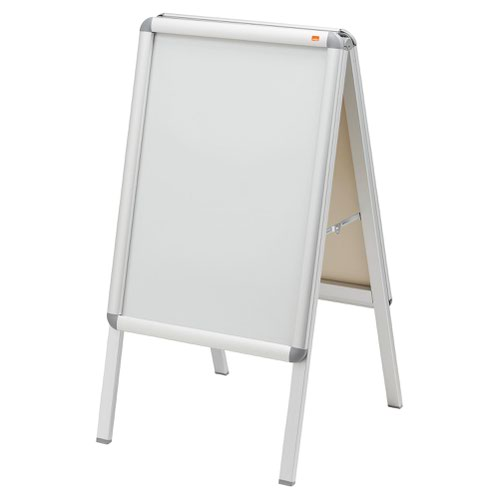 Nobo 1902207 A2 A-Board Clip Frame Poster Display