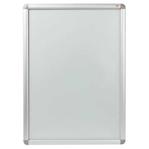Nobo 1902211 A1 Clip Frame Silver and Grey