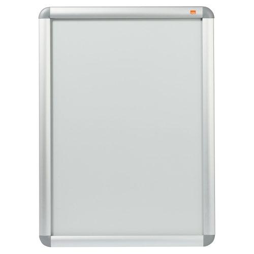 Nobo 1902212 A2 Clip Frame Silver and Grey