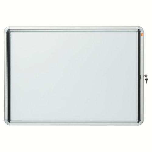 Nobo 1902558 Premium Plus Internal Glazed Case Magnetic 6 x A4