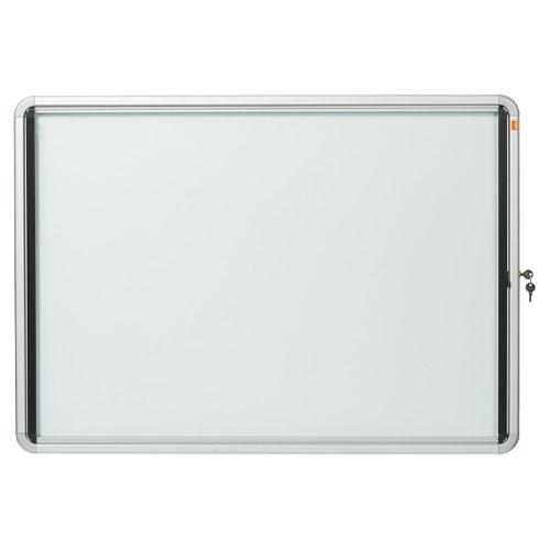 Nobo 1902559 Premium Plus Internal Glazed Case Magnetic 8 x A4