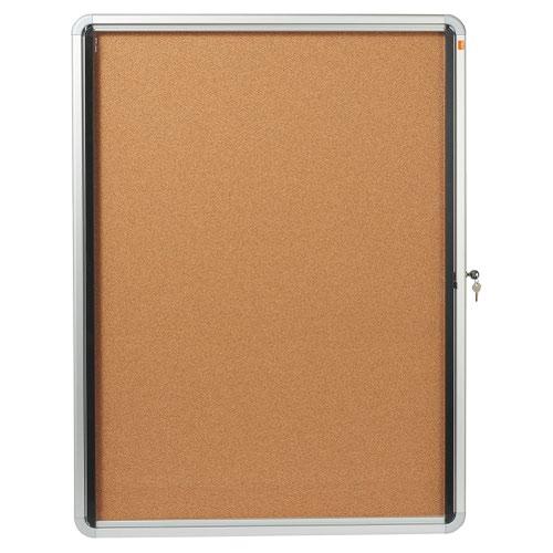 Nobo 1902564 Premium Plus Internal Glazed Case Cork 9 x A4