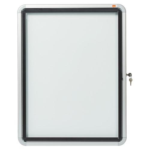 Nobo 1902577 Premium Plus External Glazed Case Magnetic 4 x A4