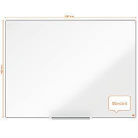 Nobo Impression Pro 1200x900mm Nano Clean Magnetic Whiteboard
