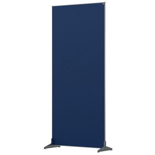 Nobo 1915525 Blue Impression Pro Floor Divider 800x1800mm