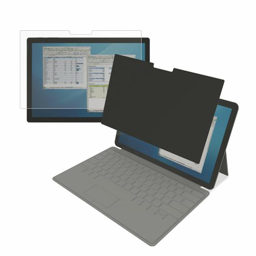 Fellowes 4819601 Surface Pro 7 PrivaScreen Blackout Privacy Filter