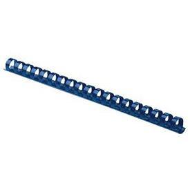 Fellowes 5345906 10mm Blue Plastic Comb