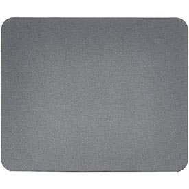 Fellowes Premium Mouse Pad - Silver Pack of 6