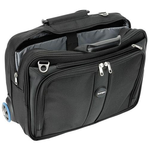 Kensington 62348 Contour Roller Laptop Case - 17 Inch