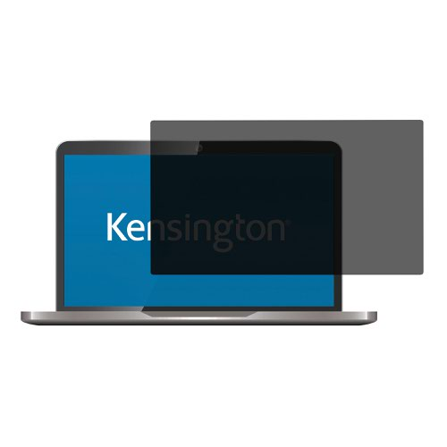 Kensington 626467 Privacy Filter 2 Way Removable 15 inch Widescreen 4:3