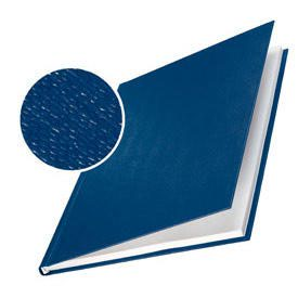 Leitz 73900035 Hardcover Linen Finish 10Pk