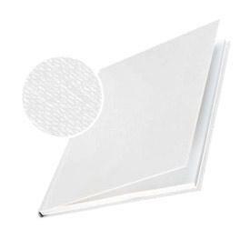 Leitz 73910001 Hardcover Linen Finish 10Pk