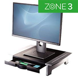 Fellowes 8031101 Office Suites Monitor Riser