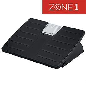 Fellowes 8035001 Office Suites Microban Adjustable Footrest