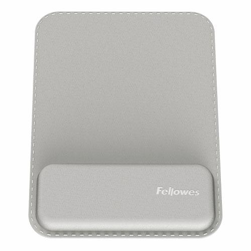 Fellowes 8066501 Hana Mousepad Wrist Support Grey