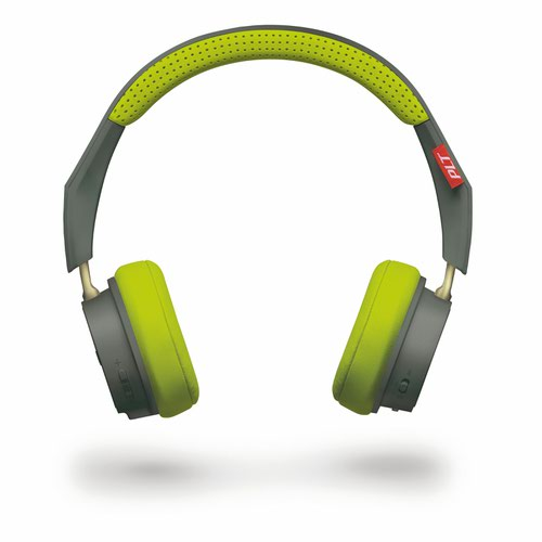 Poly Backbeat 500 Grey and Green