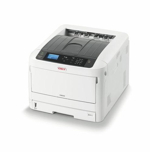 Oki C834DNW A3 Colour Laser Printer