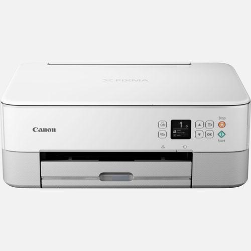 Canon PIXMA TS5351 White A4 Colour Inkjet Multifunction