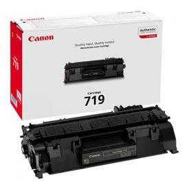 Canon 719 Toner Cartridge 2.1k