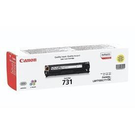 Canon 731 Yellow Toner Cartridge