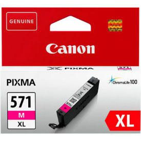 Canon CLI-571 XL Magenta Ink Cartridge