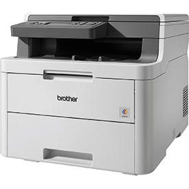 Brother DCP-L3510CDW A4 Colour Wireless LED Multifunction