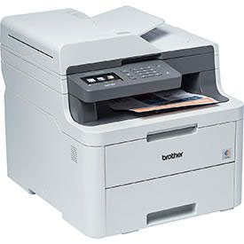Brother DCP-L3550CDW A4 Colour Wireless LED Multifunction