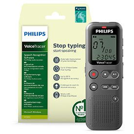 Philips DVT1115 Speech Recognition bundle