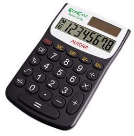 Aurora EC101 Handheld Calculator
