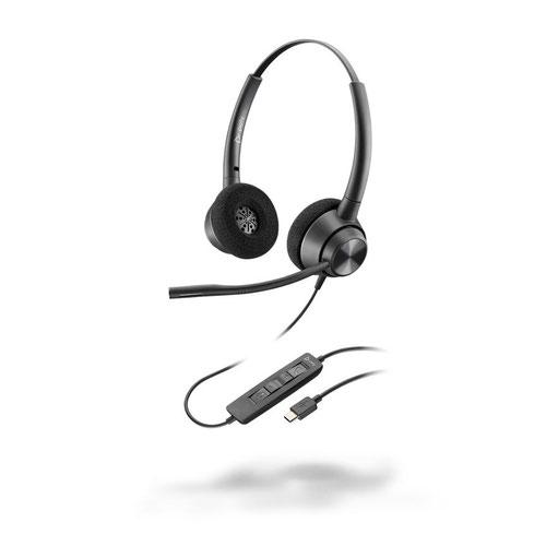Poly EncorePro 320 USB-C Binaural Headset