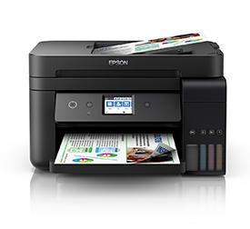 Epson EcoTank ET-4750 A4 Colour Inkjet Multifunction