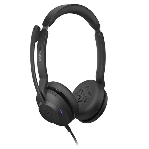 Jabra Evolve2 30 USB-A MS Teams Stereo Headset