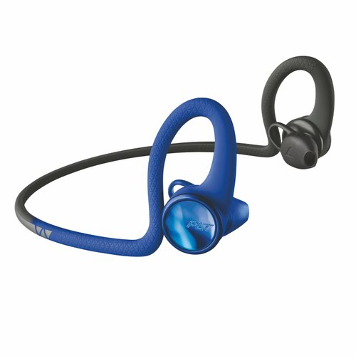 Poly BackBeat Fit 2100 Wireless Sport Headphones Blue