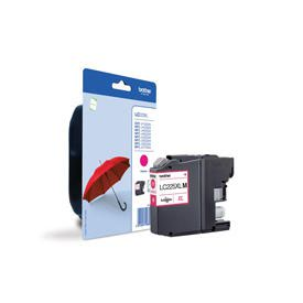 Brother LC225XLM Magenta High Yield Cartridge