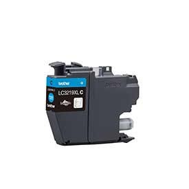 Brother LC3219XLC Super High Yield Cyan Ink Cartridge