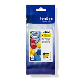 BROTHER LC426XLY High Yield Yellow Ink Cartridge