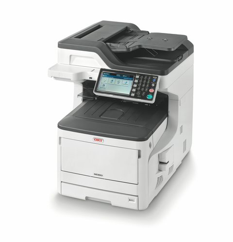 Oki MC883DNCT A3 Colour Laser Multifunction