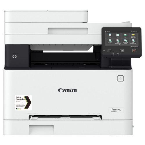 Canon i-SENSYS MF645CX A4 Colour Laser Multifunction