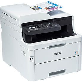 Brother MFC-L3750CDW A4 Colour Wireless LED Multifunction