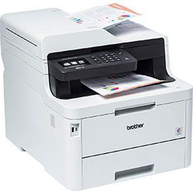 Brother MFC-L3770CDW Colour Wireless LED Multifunction