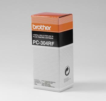 Brother PC304 Refill 4 Pack
