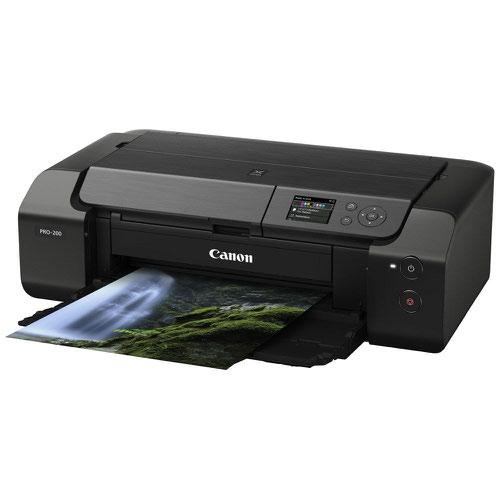 Canon Pixma Pro-200 A3 Colour Photo Wireless Printer