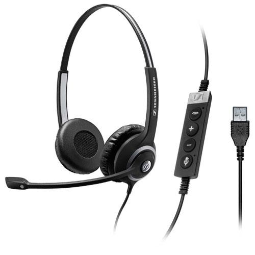 EPOS Sennheiser SC260 USB MS II Stereo Headset
