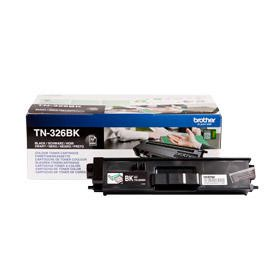 Brother TN326BK Black High Yield Toner Cartridge