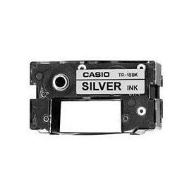 Casio TR-18SR Silver Ink Ribbon