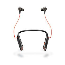 Poly Voyager 6200 UC Bluetooth Headset Black
